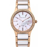 Buy Karen Millen Ladies Fashion Watch KM122RGM online