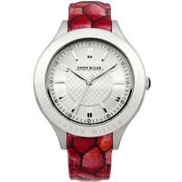 Buy Karen Millen Ladies Fashion Watch KM124R online