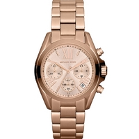 Buy Michael Kors Ladies Mini Bradshaw Watch MK5799 online