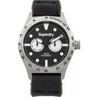 Buy Superdry Gents Triton Multi Watch SYG106B online