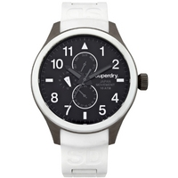 Buy Superdry Gents Superdry Scuba Multi Dial Watch SYG110W online