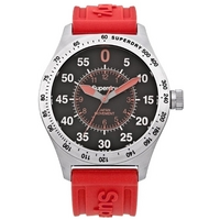Buy Superdry Gents Compound Sport Watch SYG111R online