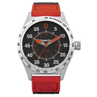 Buy Superdry Gents Compound Super Sport Watch SYG122R online