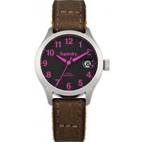 Buy Superdry Ladies Aurora Watch SYL114TP online