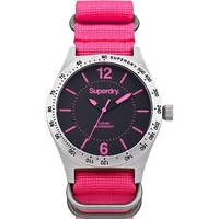 Buy Superdry Ladies Field Professional Midi Watch SYL121P online