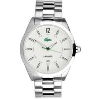 Buy Lacoste Gents Montreal Stainless Steel Bracelet Watch 2010579 online