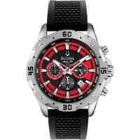Buy Bulova Gents Marine Star Watch 96B186 online