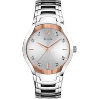 Buy Bulova Gents Diamond Watch 96D116 online