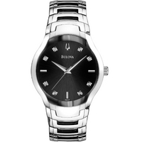 Buy Bulova Gents Diamond Watch 96D117 online