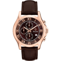 Buy Bulova Gents Dress Watch 97B120 online