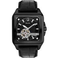 Buy Bulova Gents Mechanical Watch 98A130 online