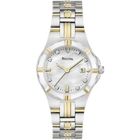 Buy Bulova Ladies Diamond Watch 98P116 online