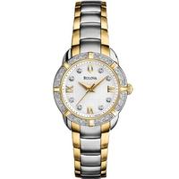 Buy Bulova Ladies Ladies Diamond Watch 98R170 online