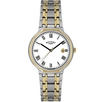 Buy Rotary Gents 2 Tone Watch GB00231-01 online