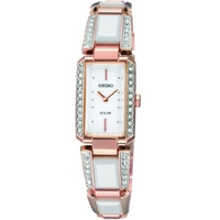 Buy Seiko Ladies Solar Watch SUP190P1 online