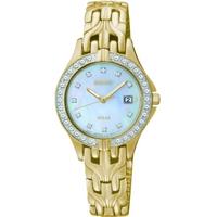 Buy Seiko Ladies Solar Watch SUT086P9 online