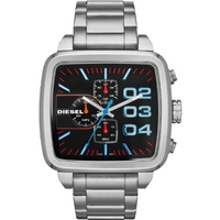 Buy Diesel Gents Square Franchise Watch DZ4301 online