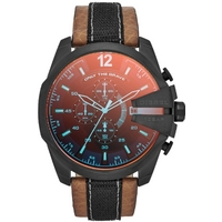 Buy Diesel Gents Mega Chief Watch DZ4305 online