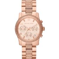 Buy Michael Kors Ladies Chronograph Runway Watch MK5827 online