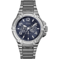 Buy Guess Gents Rigor Watch W0218G2 online
