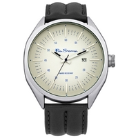 Buy Ben Sherman Gents Leather Watch BS009 online