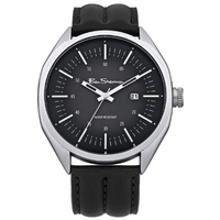 Buy Ben Sherman Gents Leather Watch BS010 online