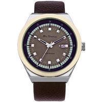 Buy Ben Sherman Gents Leather Watch BS019 online