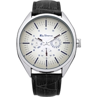 Buy Ben Sherman Gents Leather Watch BS024 online