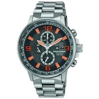 Buy Citizen Gents Titanium Nighthawk Chronograph Watch CA0500-51H online