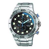 Buy Citizen Gents Scuba Fin Chronograph Watch CA0510-57E online