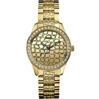 Buy Guess Ladies Croco Glam Watch W0236L2 online