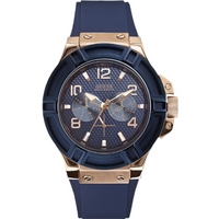 Buy Guess Gents Rigor Watch W0247G3 online