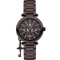 Buy Vivienne Westwood Ladies Brown Watch VV006KBR online