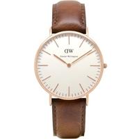 Buy Daniel Wellington Gents Classic St Andrews Watch 0106DW online