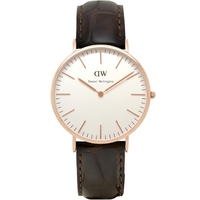 Buy Daniel Wellington Gents Classic York Watch 0111DW online