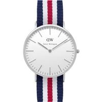 Buy Daniel Wellington Gents Classic Canterbury Watch 0202DW online