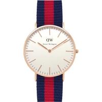 Buy Daniel Wellington Ladies Classic Oxford Watch 0501DW online