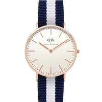 Buy Daniel Wellington Ladies Classic Glasgow Watch 0503DW online