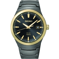 Buy Seiko Gents Solar Dress Watch SNE252P1 online