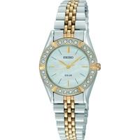 Buy Seiko Ladies Crystal Set Bezel Watch SUP094P9 online