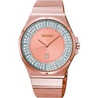 Buy Seiko Ladies Crystal Watch SXDF74P1 online