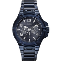 Buy Guess Gents Rigor Watch W0041G2 online