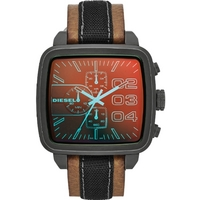 Buy Diesel Gents Square Franchise Watch DZ4303 online