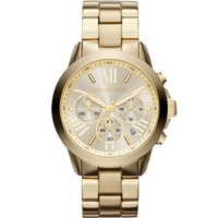 Buy Michael Kors Ladies Chronograph Runway Watch MK5777 online