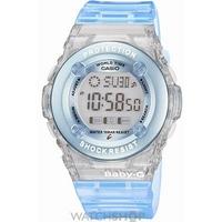 Buy Ladies Casio Baby-G Alarm Chronograph Watch BG-1302-2ER online