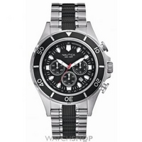 Buy Mens Nautica Halyard Chronograph Watch A37507G online