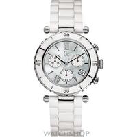 Buy Ladies Gc Diver Chic Ceramic Chronograph Watch I43001M1 online
