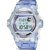 Buy Ladies Casio Baby-G Alarm Chronograph Watch BG-169R-6ER online