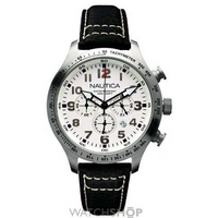 Buy Mens Nautica BFD101 44mm Chronograph Watch A15539G online