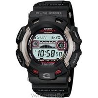 Buy Mens Casio G-Shock Gulfman Titanium Alarm Chronograph Watch GW-9110-1ER online
